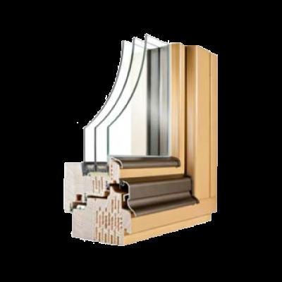 Lesena okna NATURA E112