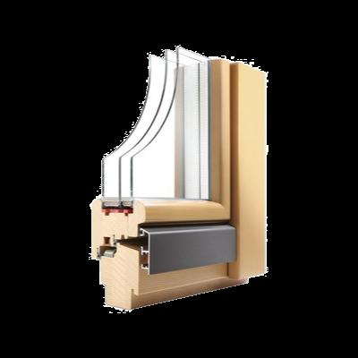 lesena okna NATURA+