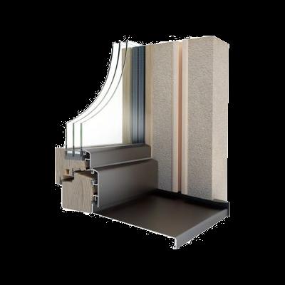 Lesena okna NATURA PASIV