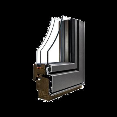 Alu-les okna UDOBJE P